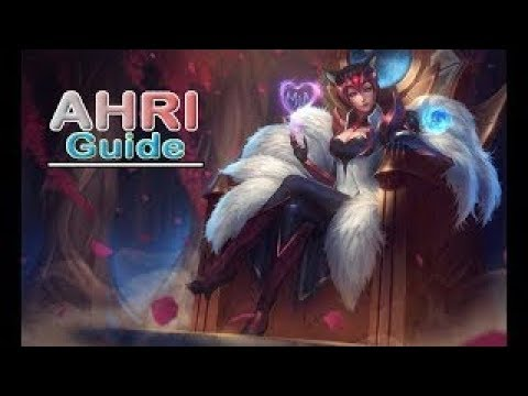 How to Play Ahri in 2019 – Ahri Season 9 PRO Guide – Build, Runes, Tips and More ! [MID]