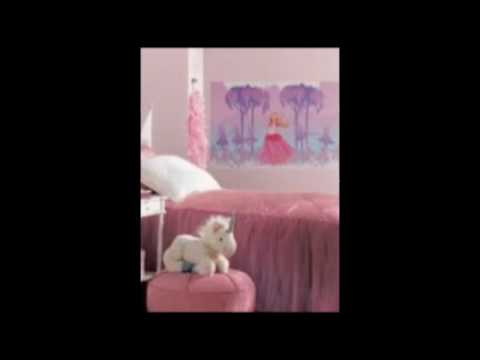Princess Murals & Wall Decals
