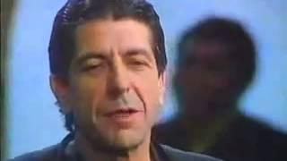 Hallelujah Leonard Cohen Live