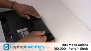Gateway Hard Drive Replacement | Sata Drive Laptop Notebook Install Guide, Replace