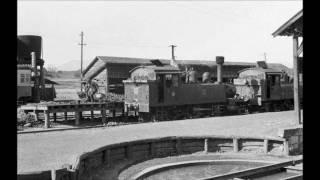 旧東野鉄道のSL 【1958年〈昭和33年〉撮影】 '11/05/24