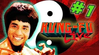 Kung-Fu Live; I AM THE CHOSEN ONE!!! Chapter # 1; Playthrough- Part 1
