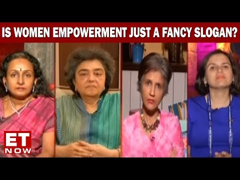 India Development Debate | Gender Equity | Is Women Empowerment Just A Fancy Slogan?