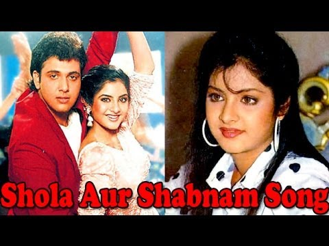 Shola Aur Shabnam | All Songs Collection | Govinda, Divya Bharati