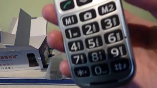 Unboxing Funker C85 Easy Comfort Mobile Phone