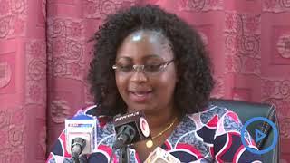 MP Jumwa responds to ODM leader Raila's statements at Toi Market