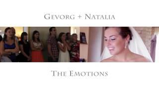 Gevorg + Natalia 2012 Emotions 1