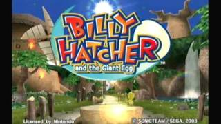 Billy Hatcher and the Giant Egg Review (Gamecube)