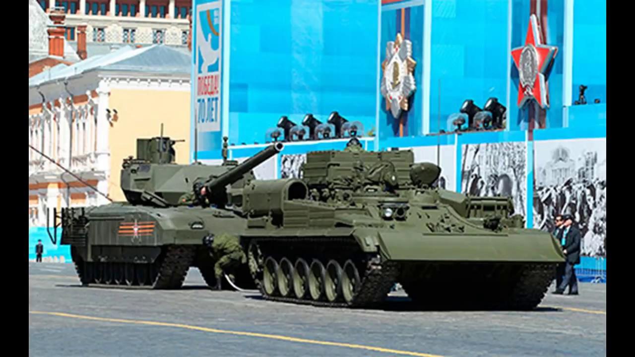 фото танка армата заглох на параде