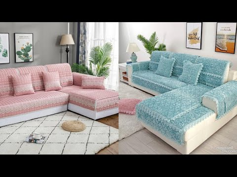 Beautiful Sofa Cover Design Ideas 2020