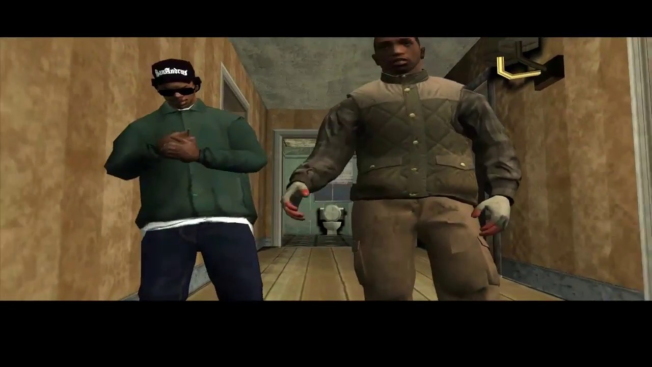 As in GTA: San Andreas become a policeman. Mission or fashion