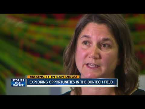 Making It In San Diego: Biotech Jobs Are In Demand And Easy To Get