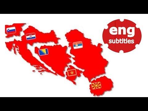 Ko je i zašto srušio Jugoslaviju | Who broke the Yugoslavia and why