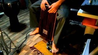 Reggae Cajon (Contemporary)