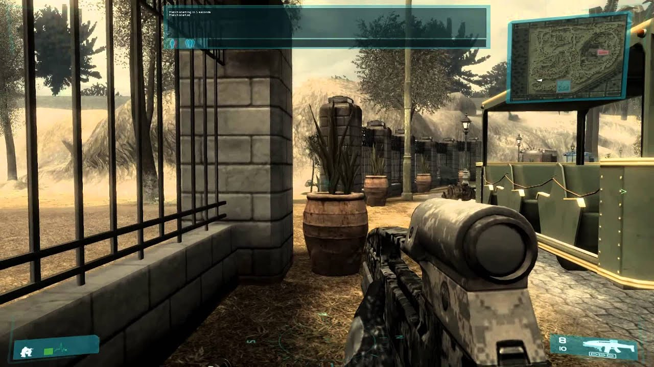 Ghost Recon Advanced Warfighter [2006] [PC Gameplay] [10-26-15 ...