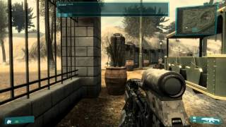 Ghost Recon Advanced Warfighter [2006] [PC Gameplay] [10-26-15]
