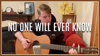No One Will Ever know - Paul Ruddy