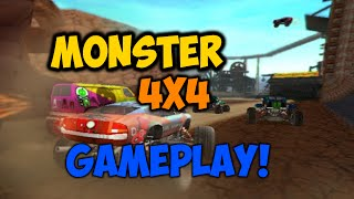 Monster 4x4 - World Circuit (Gameplay)