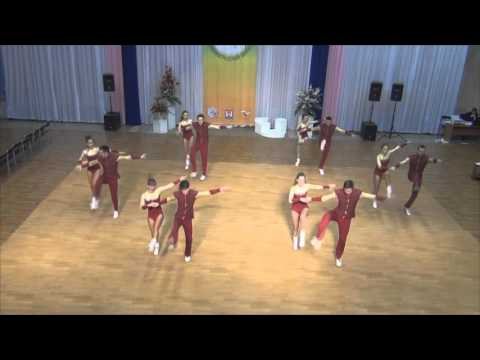 Акробатический рок-н-ролл  Формейшн Команда
