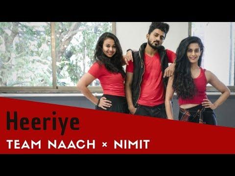 Heeriye | Race 3 | Team Naach x Nimit Kotian Choreography