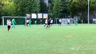 Exerpokal 2015 Halbfinale SV Buchholz - SG Rotation Prenzlauer Berg