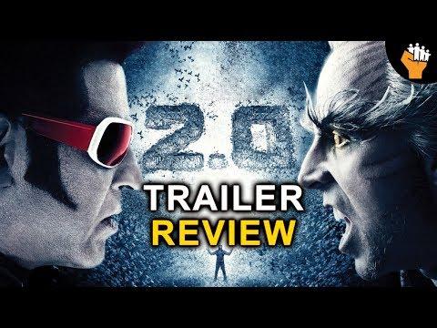 Robo 2.0 -Official Trailer [Telugu] | Rajinikanth | Akshay Kumar | A R Rahman | Shankar | SocialPost