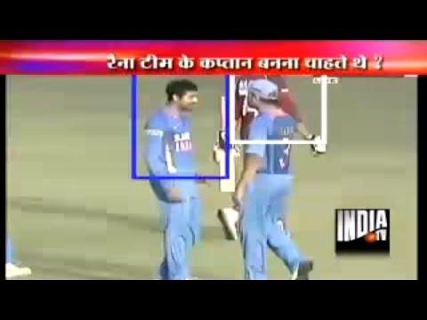 What Made Suresh Raina and Ravindra Jadeja To Fight - India TV