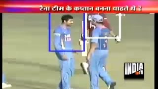 What Made Suresh Raina and Ravindra Jadeja To Fight - India TV