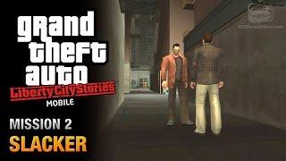 GTA Liberty City Stories Mobile - Mission #2 - Slacker