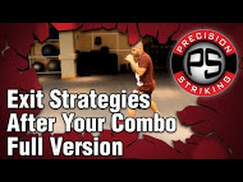 Exit Strategies After Your Combo - Full Version