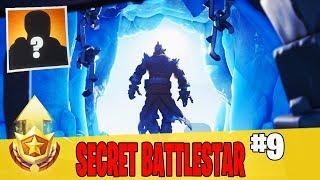 Secret Week 9 Battle Star Location Guide in Fortnite // FREE Battle Pass Tier in Season 7
