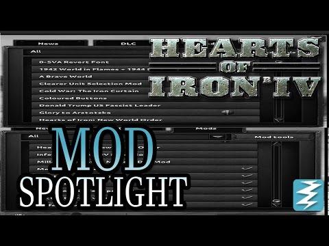 National Focus Project - Mod Spotlight - Hearts of Iron IV HOI4 Paradox  Interactive