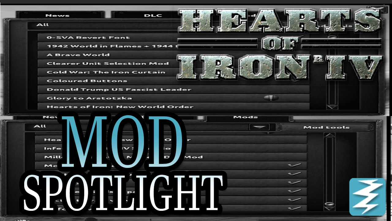 National Focus Project - Mod Spotlight - Hearts of Iron IV HOI4 Paradox  Interactive