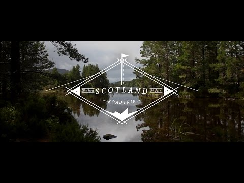 Scotland Roadtrip