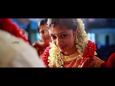 New generation Kerala Wedding highlights- Satheesh weds Reshma-Krish Photography