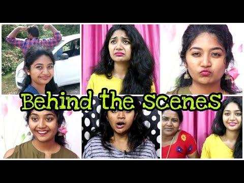 എന്തെല്ലാം കഷ്ടപ്പാടാണ് ഒരു Video ചെയ്യാൻ 😂😂||Bloopers Behind the scenes||SimplyMyStyle Unni