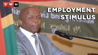 Phase 2 of the employment stimulus has been launched, with a total of R11 billion allocated by National Treasury. The announcement was made on 14 October 2021 by Minister in the Presidency Mondli Gungubele. The employment stimulus was launched by President Cyril Ramaphosa in October 2020 in response to the high number of job losses due to the Covid-19 pandemic.