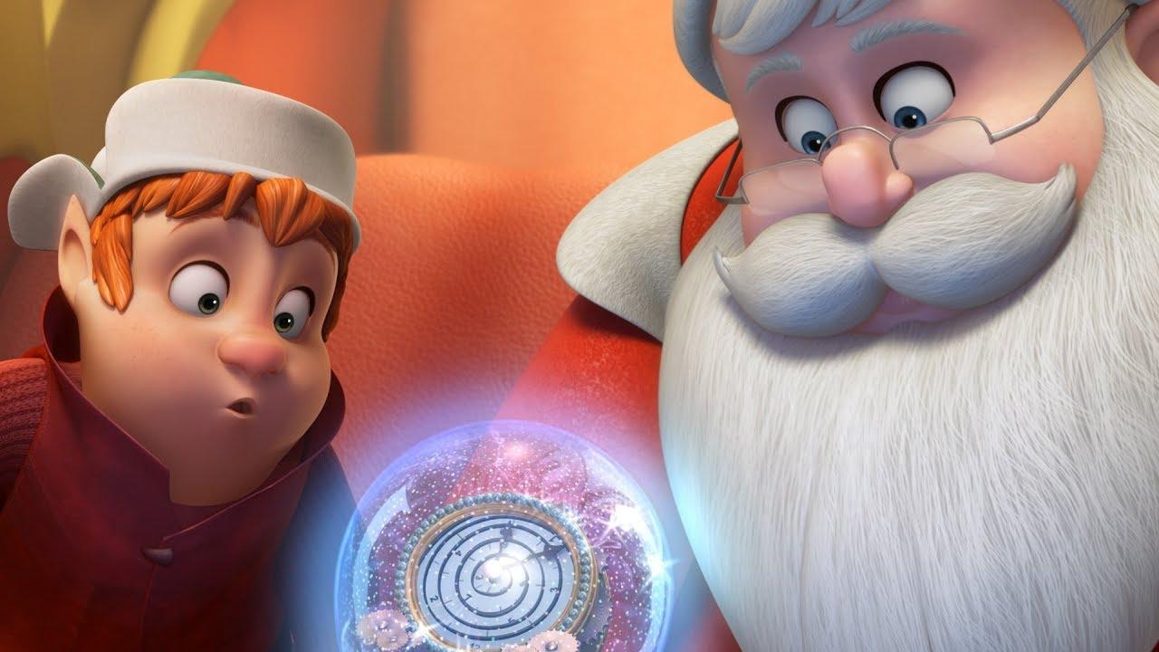готовил топ 10 рождественских мультфильмов парные для