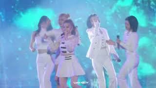 """190811 롯데 패밀리 콘서트 twice""""Dance the night away""""정연직캠"""