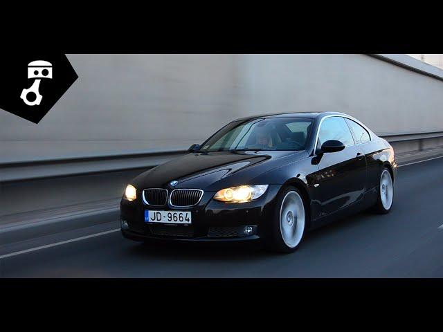 BMW 335i (E92) Тест-драйв; zhmuraTV
