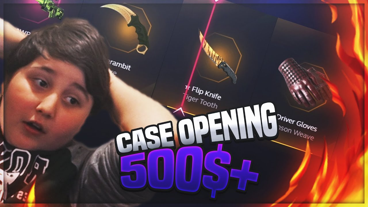 Upgrade -ები დათუნასთან ერთად | Case Opening #3