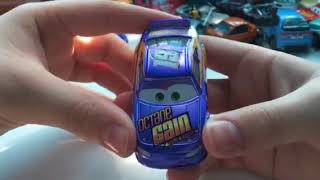 Disney Pixar cars metallic Bobby swift review
