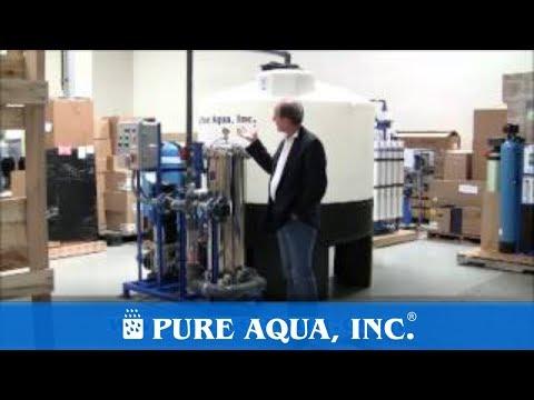UF Cleaning System WI, USA 305,280 GPD | www.PureAqua.com