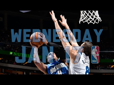 Download Youtube: NBA Daily Show: Jan. 17 - The Starters