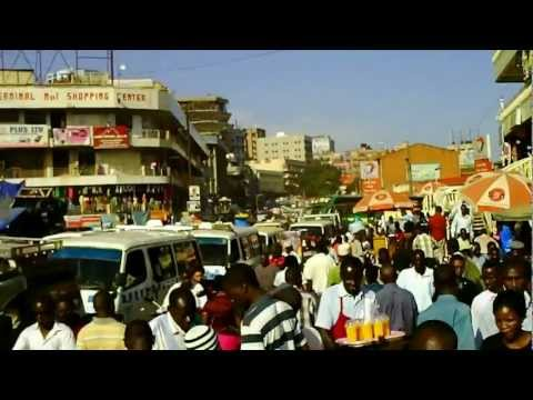 Kampala - City of seven hills, chaos, traffic, adventure and surprise -Uganda