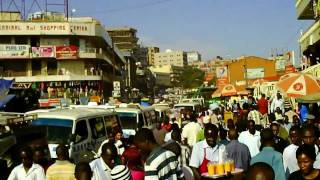 Kampala - City of seven hills, chaos, traffic, adventure and surprise -Uganda