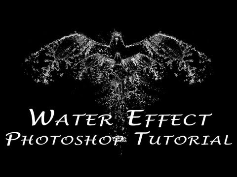 Photoshop Tutorial - Water Effect