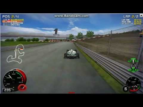 New Track United States Long 2 Laps GP 2012