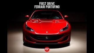 First Drive Ferrari Portofino | FOC Drive