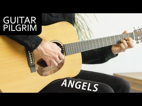 Angels by Robbie Williams| Chords & Lyrics